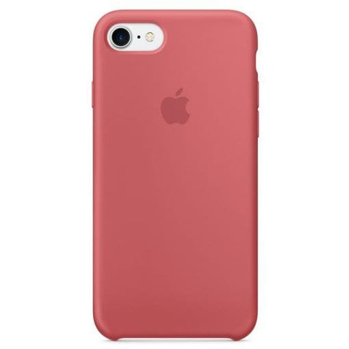 Apple Pink Silicone Kryt iPhone 6/6S