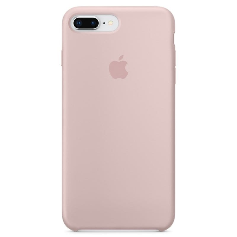 Apple Pink Sand Silicone Kryt iPhone 7 Plus/8 Plus