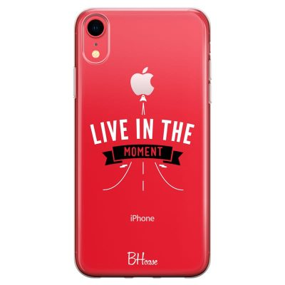 Live In The Moment Kryt iPhone XR