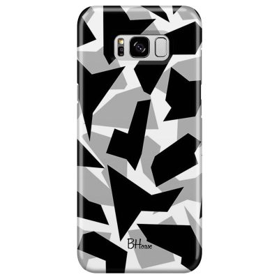 Camo Grey Kryt Samsung S8 Plus