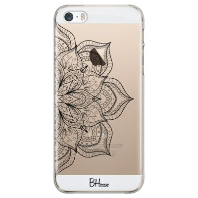 Flower Mandala Kryt iPhone SE/5S