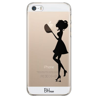 Lady Love Kryt iPhone SE/5S