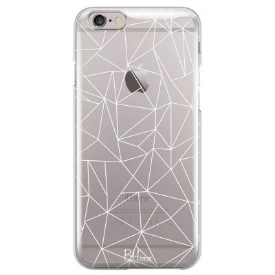 Lines White Net Kryt iPhone 6/6S