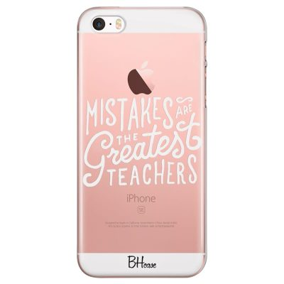 Mistakes Kryt iPhone SE/5S