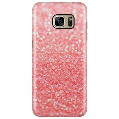 Pink Diamond Kryt Samsung S7 Edge
