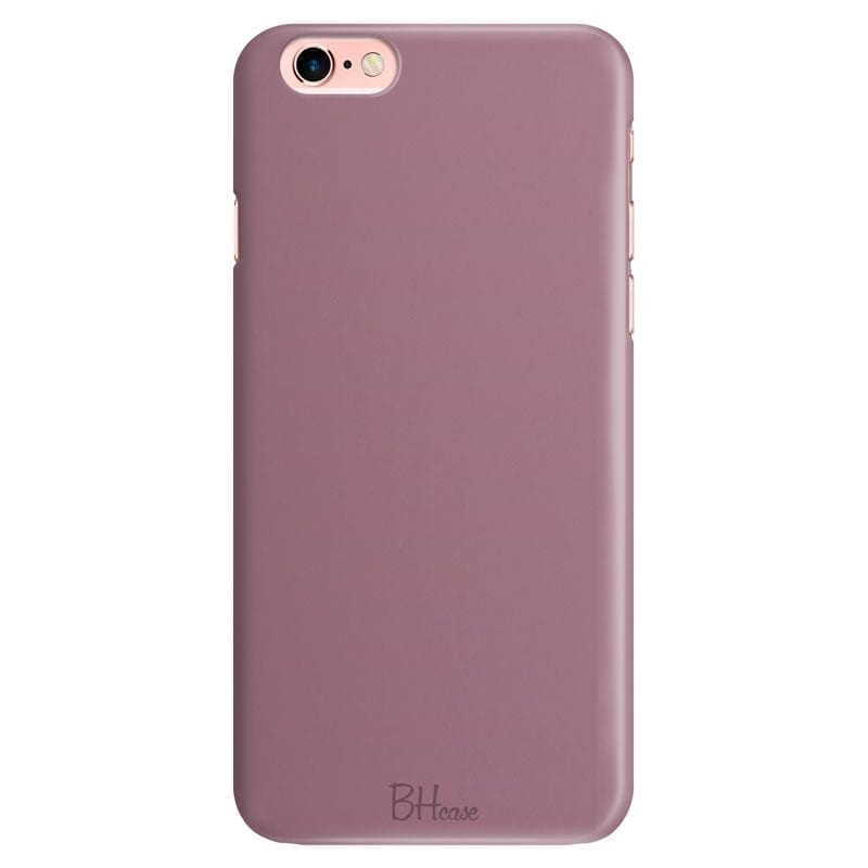 Candy Pink Color Kryt iPhone 6 Plus/6S Plus