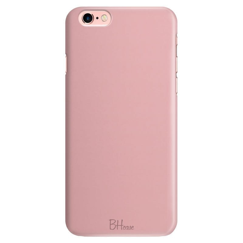 Charm Pink Color Kryt iPhone 6 Plus/6S Plus