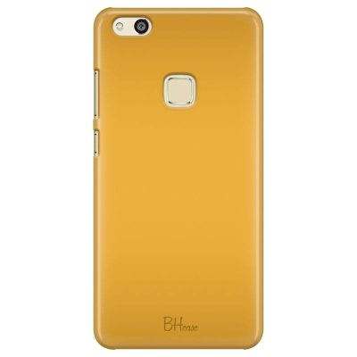 Honey Yellow Color Kryt Huawei P10 Lite