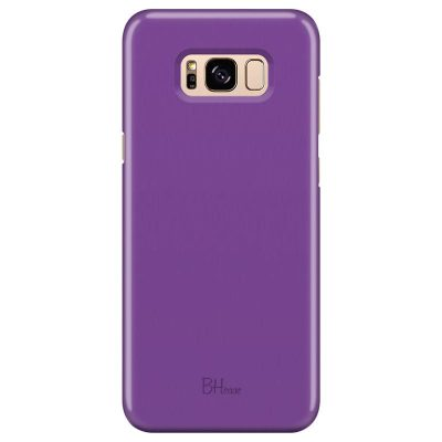 Violet Color Kryt Samsung S8 Plus
