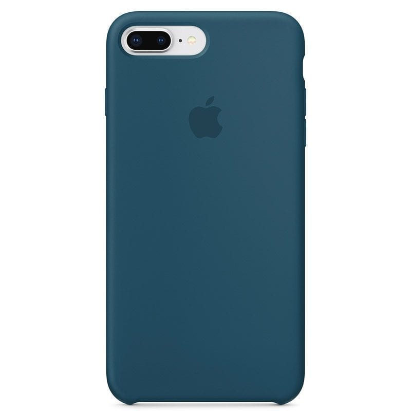 Apple Cosmos Blue Silicone Kryt iPhone 8 Plus/7 Plus