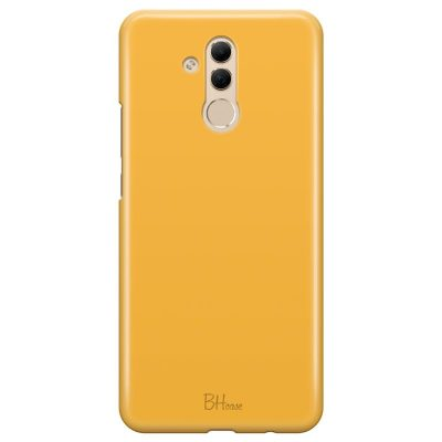 Honey Yellow Color Kryt Huawei Mate 20 Lite