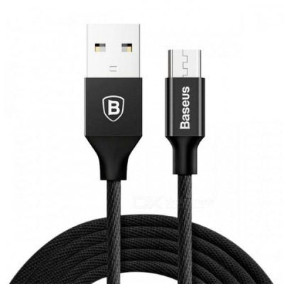 Baseus Yiven Micro USB 1.5 m Black Cable