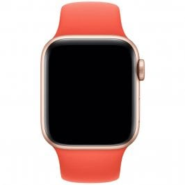 Silikónový Náramok Apple Watch 38/40mm Apricot Small