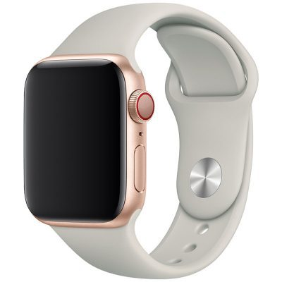 Silikónový Náramok Apple Watch 42/44mm Stone Large