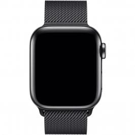 Loop Náramok Apple Watch 42/44mm Black