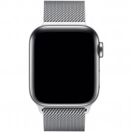 Loop Náramok Apple Watch 42/44mm Silver