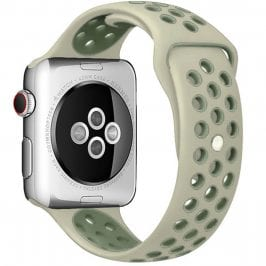 Sport Náramok Apple Watch 42/44mm Fog Vintage/Lichen Small