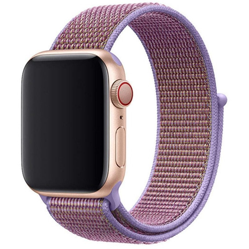 Nylonový Náramok Apple Watch 42/44mm Lilac