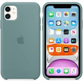 Apple Cactus Silicone Kryt iPhone 11