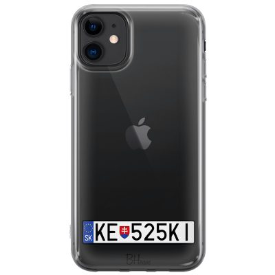 EČV Auto Kryt iPhone 11