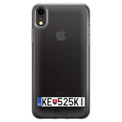 EČV Auto Kryt iPhone XR