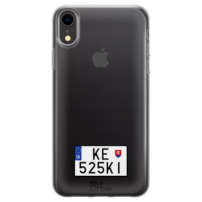 EČV Motorka Kryt iPhone XR