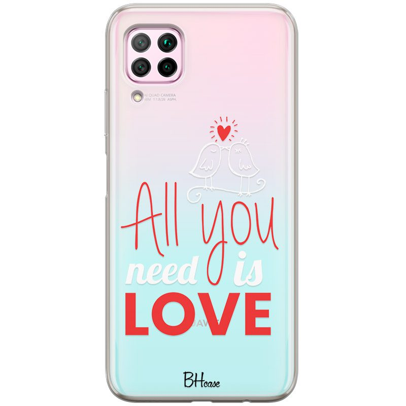 All You Need Is Love Kryt Huawei P40 Lite