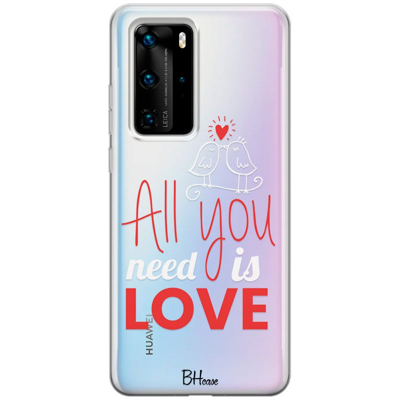 All You Need Is Love Kryt Huawei P40 Pro