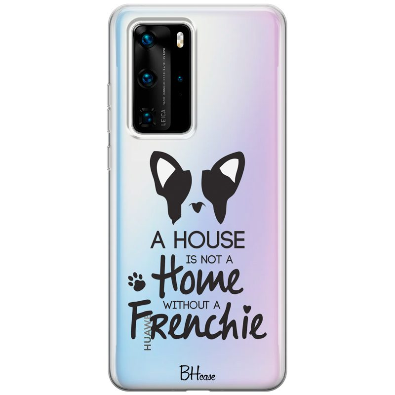 Frenchie Home Kryt Huawei P40 Pro