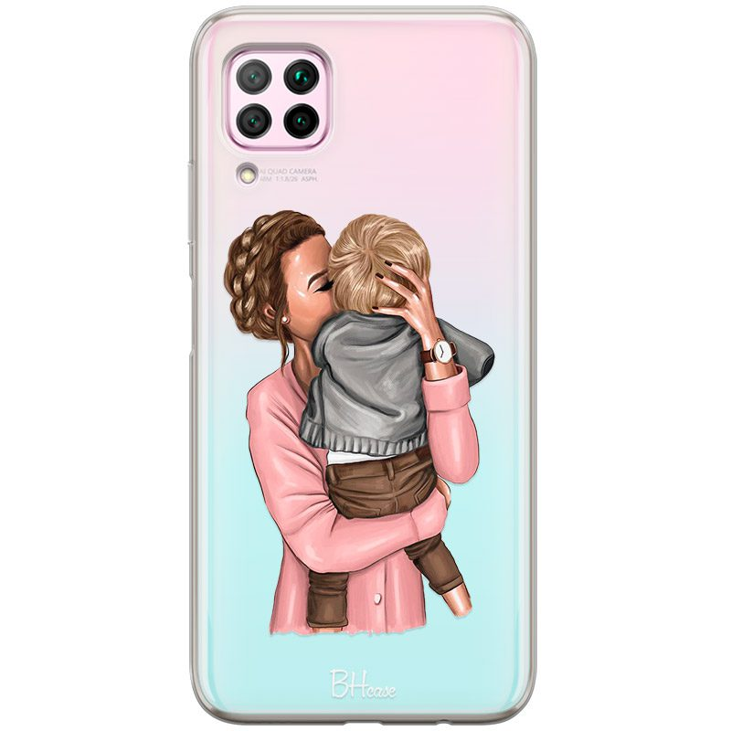 Mom With Baby Kryt Huawei P40 Lite