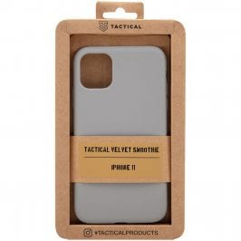 Tactical Velvet Smoothie Foggy Kryt iPhone 11