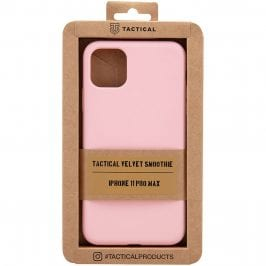 Tactical Velvet Smoothie Pink Panther Kryt iPhone 11 Pro Max