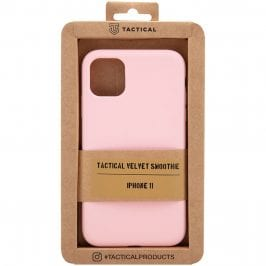 Tactical Velvet Smoothie Pink Panther Kryt iPhone 11