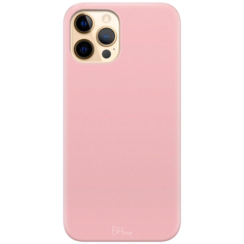 Charm Pink Color Kryt iPhone 12 Pro Max
