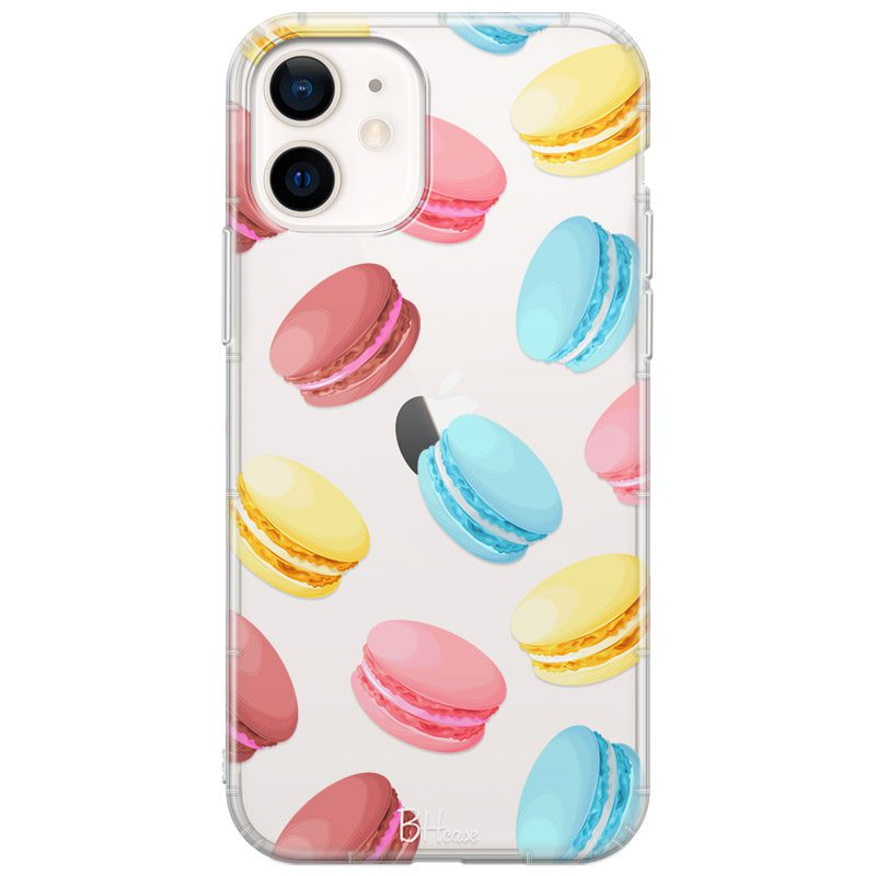 Macarons Kryt iPhone 12 Mini
