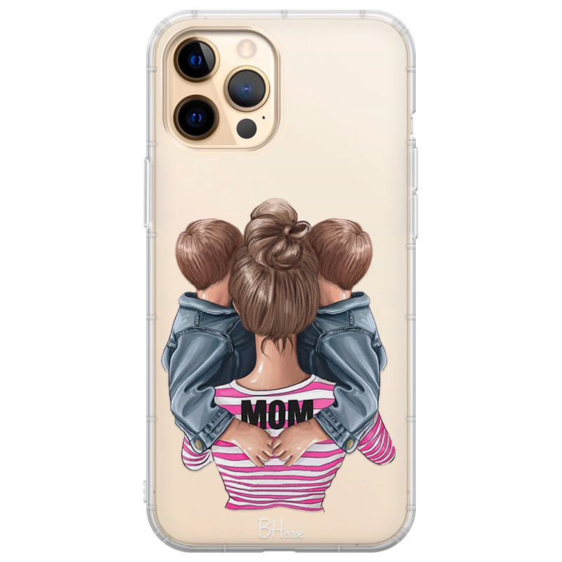 Mom Of Boy Twins Kryt iPhone 12 Pro Max