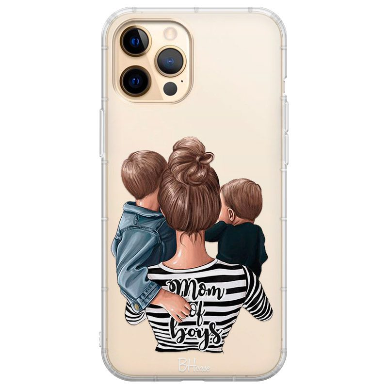 Mom of Boys Kryt iPhone 12 Pro Max