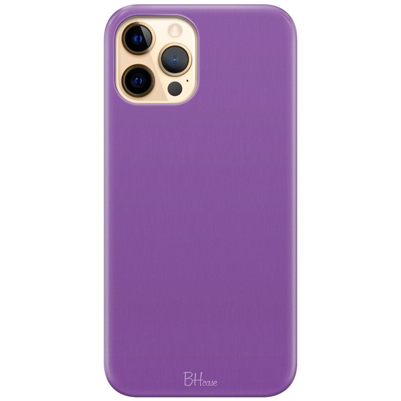 Violet Color Kryt iPhone 12 Pro Max