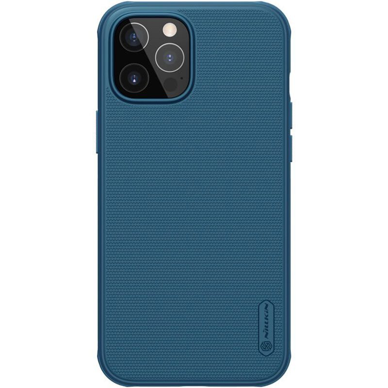 Nillkin Super Frosted Blue Kryt iPhone 12/12 Pro