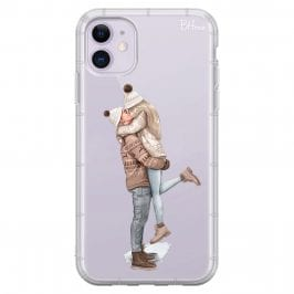 All I Want For Christmas Blonde Kryt iPhone 11
