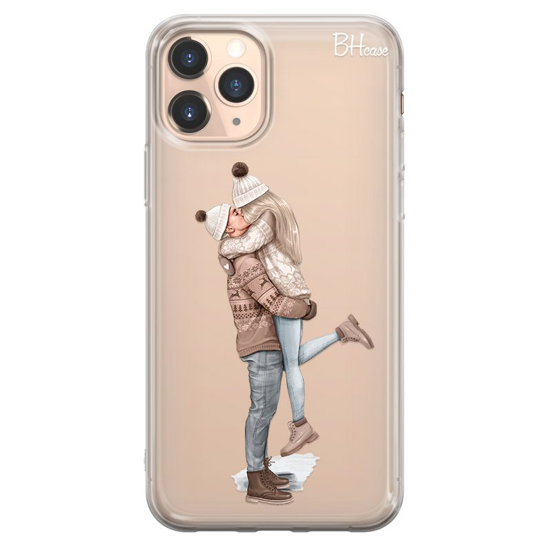 All I Want For Christmas Blonde Kryt iPhone 11 Pro