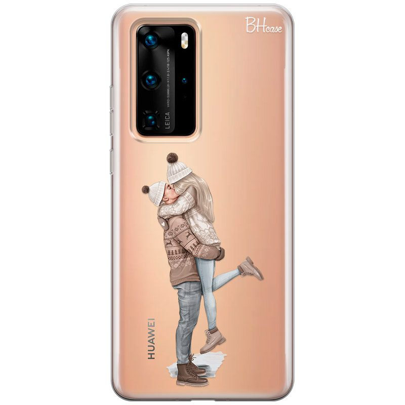 All I Want For Christmas Blonde Kryt Huawei P40 Pro