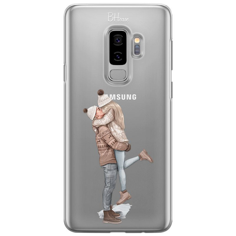 All I Want For Christmas Blonde Kryt Samsung S9 Plus