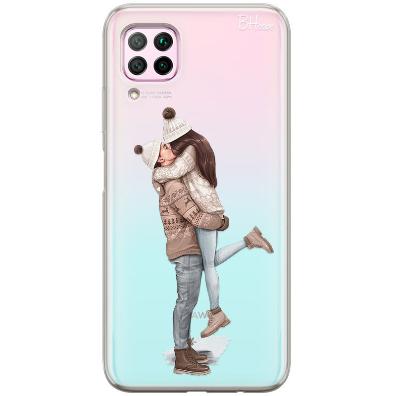 All I Want For Christmas Brown Hair Kryt Huawei P40 Lite