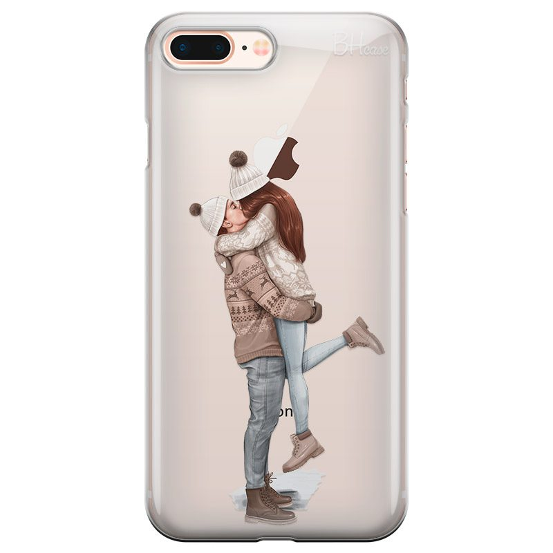 All I Want For Christmas Redhead Kryt iPhone 7 Plus/8 Plus
