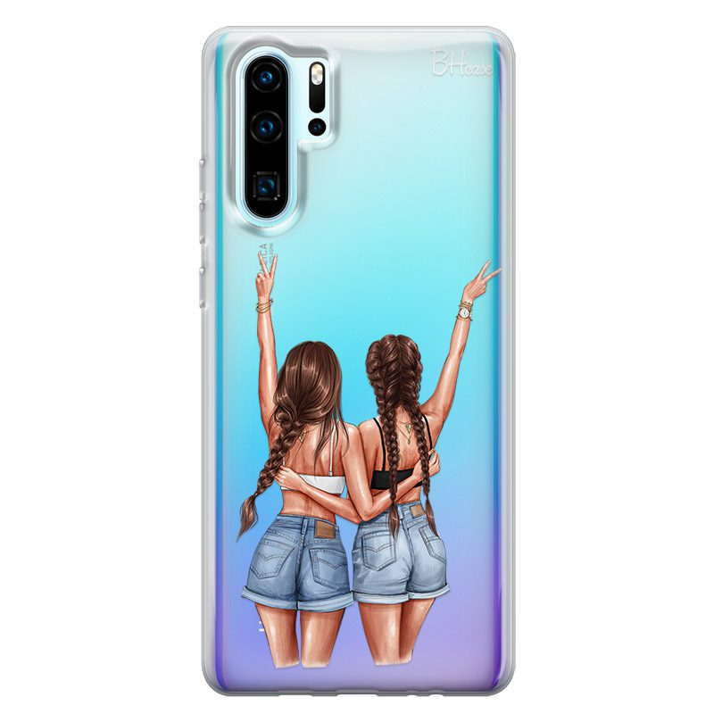 Better Together Brown Hair Kryt Huawei P30 Pro