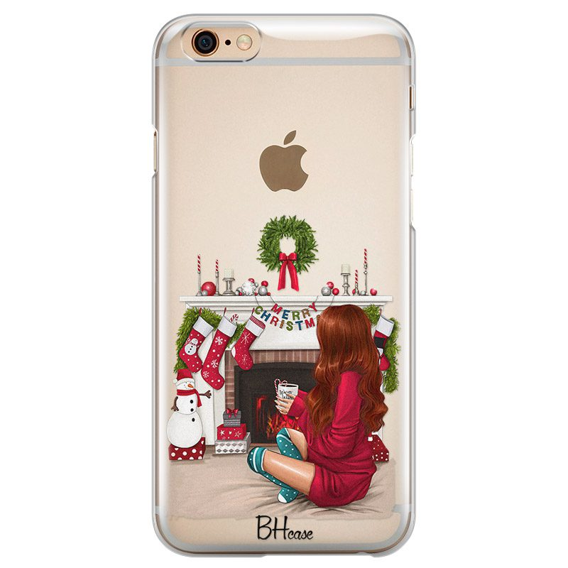 Christmas Day Redhead Kryt iPhone 6/6S