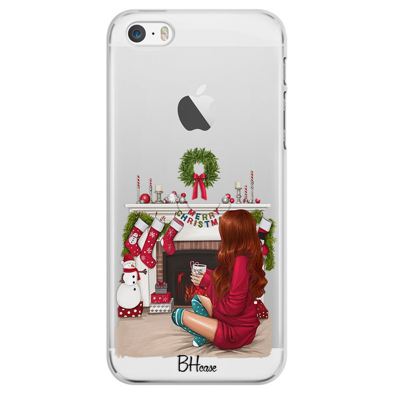 Christmas Day Redhead Kryt iPhone SE/5S