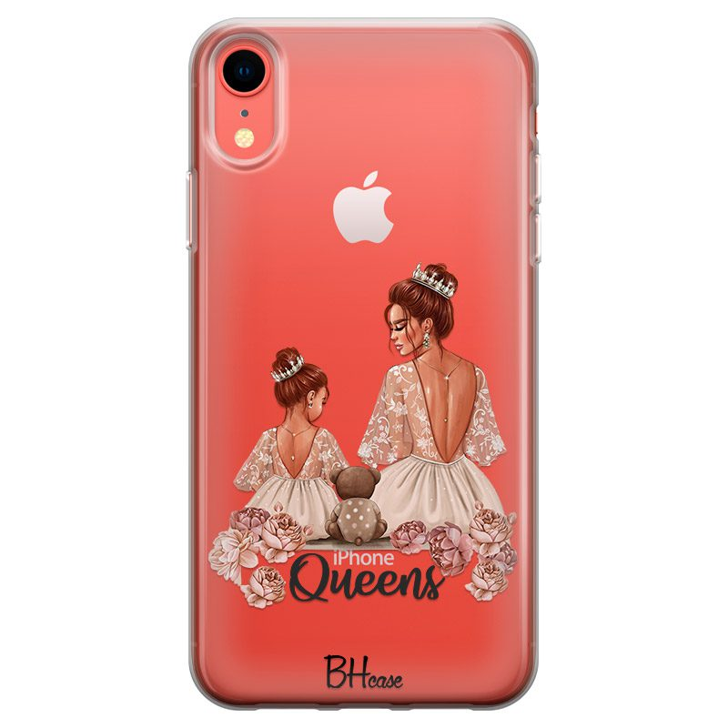 Queens Redhead Kryt iPhone XR