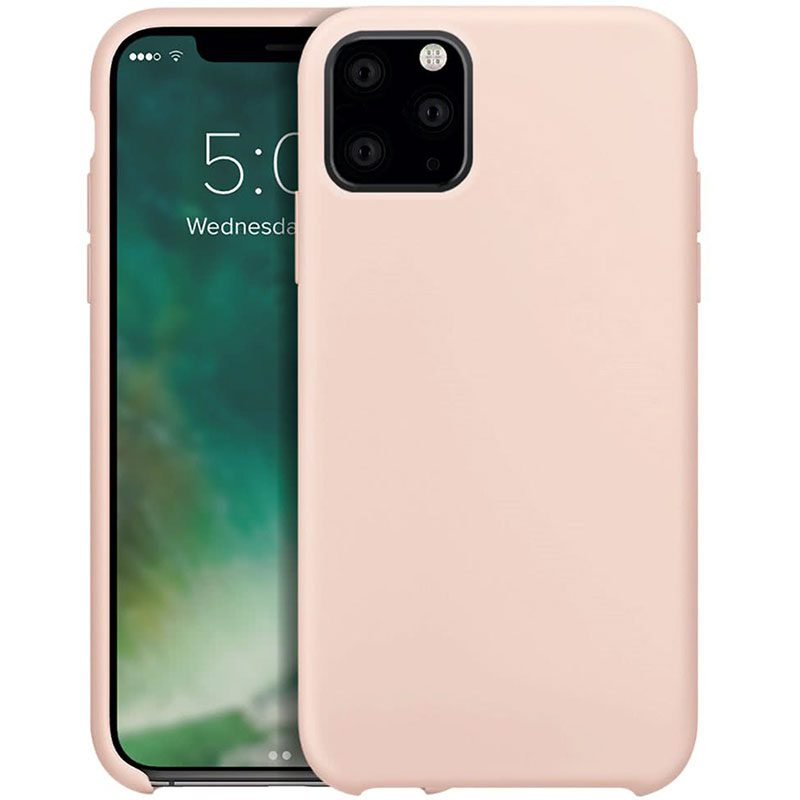 Xqisit Silicone Rose Kryt iPhone 11 Pro Max
